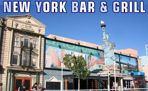 New York Bar & Grill - Accommodation Newcastle