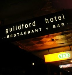 Guildford Hotel - Accommodation Newcastle