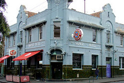 Napier Hotel - Accommodation Newcastle
