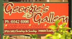 Georgies Cafe Restaurant - Accommodation Newcastle