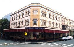 The Grand Hotel Newcastle - Accommodation Newcastle