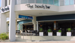 Cabarita Beach Bar  Grill - Accommodation Newcastle