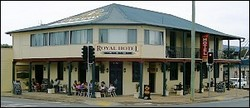 Royal Hotel Kew - Accommodation Newcastle