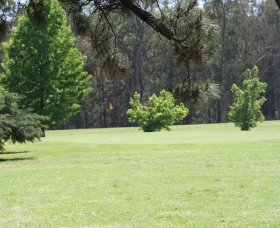 Inverell Golf Club - Accommodation Newcastle