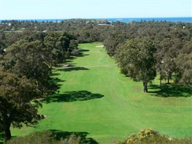 Victor Harbor Golf Club - Accommodation Newcastle