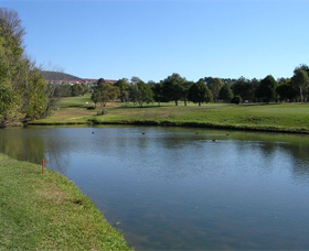 Capital Golf Club - Accommodation Newcastle