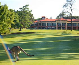 Royal Canberra Golf Club - Accommodation Newcastle