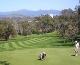 Fairbairn Golf Club - Accommodation Newcastle