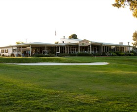 Mansfield Golf Club - Accommodation Newcastle