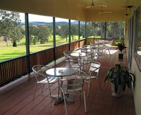 Woodenbong and District Golf Club - Accommodation Newcastle