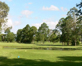 Casino Golf Club - Accommodation Newcastle