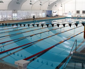 Canberra Olympic Pool and Health Club - Accommodation Newcastle
