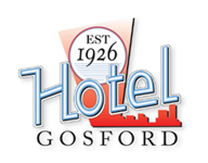 Hotel Gosford - Accommodation Newcastle