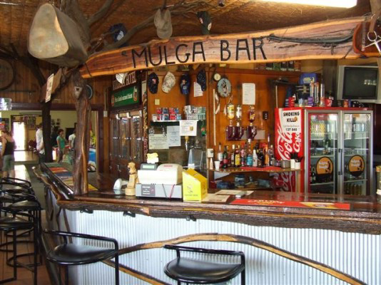 Kulgera Roadhouse - Accommodation Newcastle