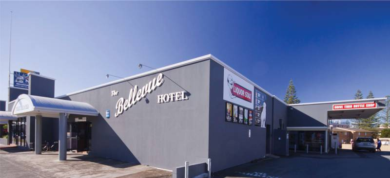 Bellevue Hotel - Accommodation Newcastle