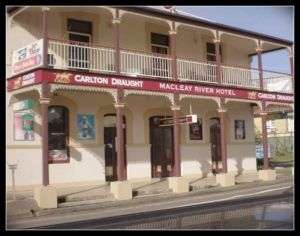 Macleay River Hotel - Accommodation Newcastle