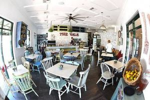 The Vale Cafe - Accommodation Newcastle