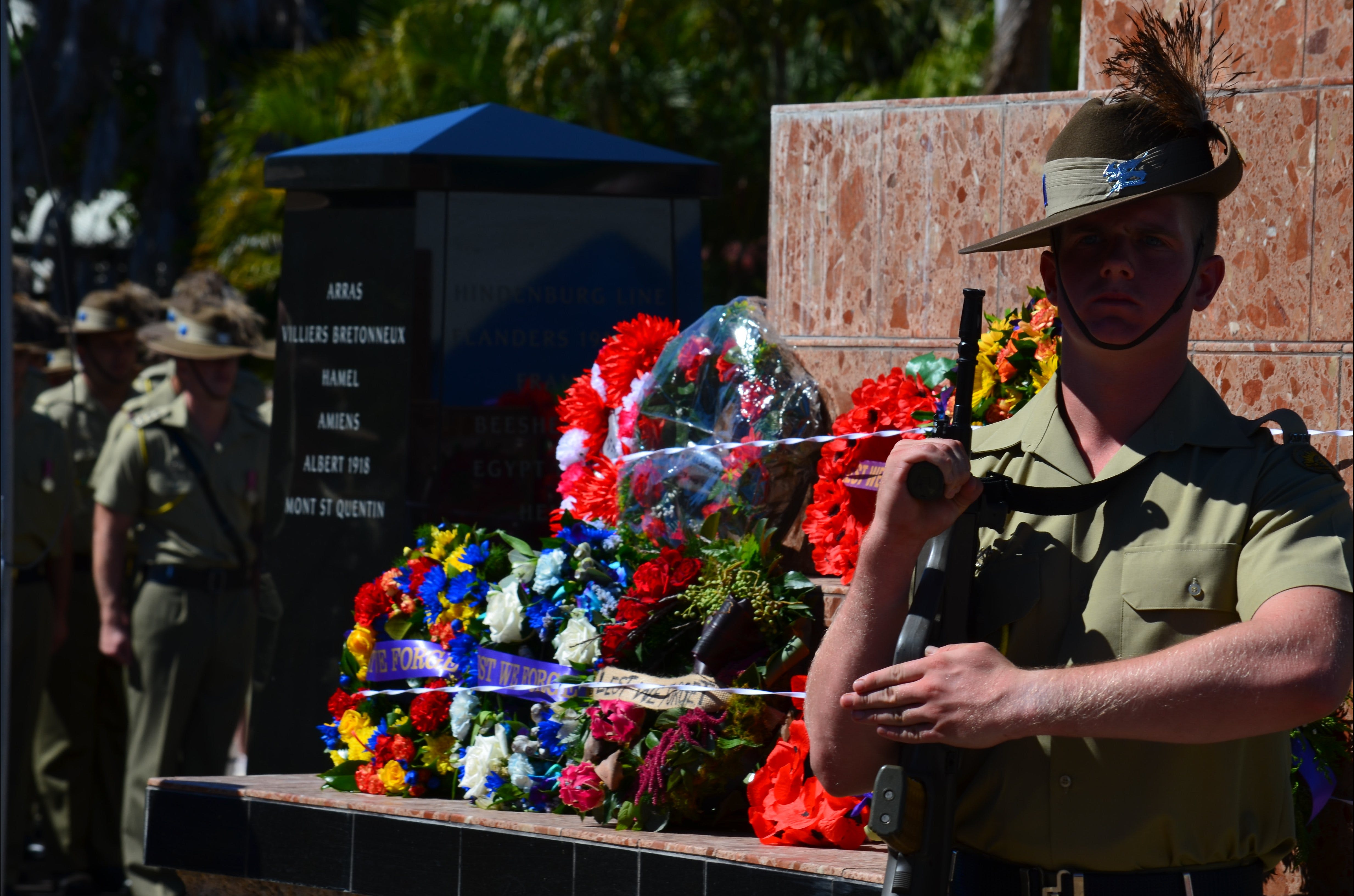 Anzac Day Charters Towers - Accommodation Newcastle