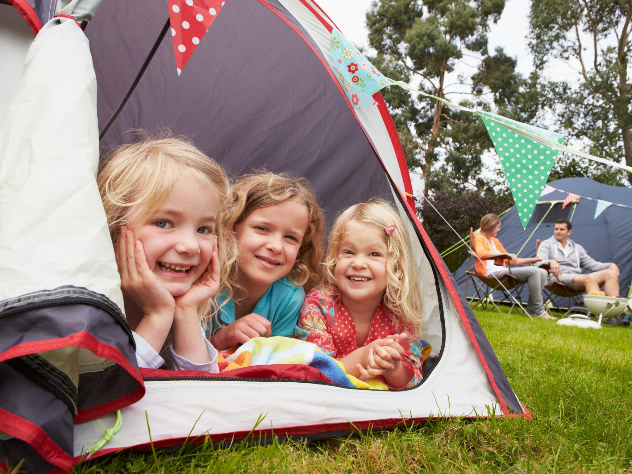Camp Out In Town - Accommodation Newcastle