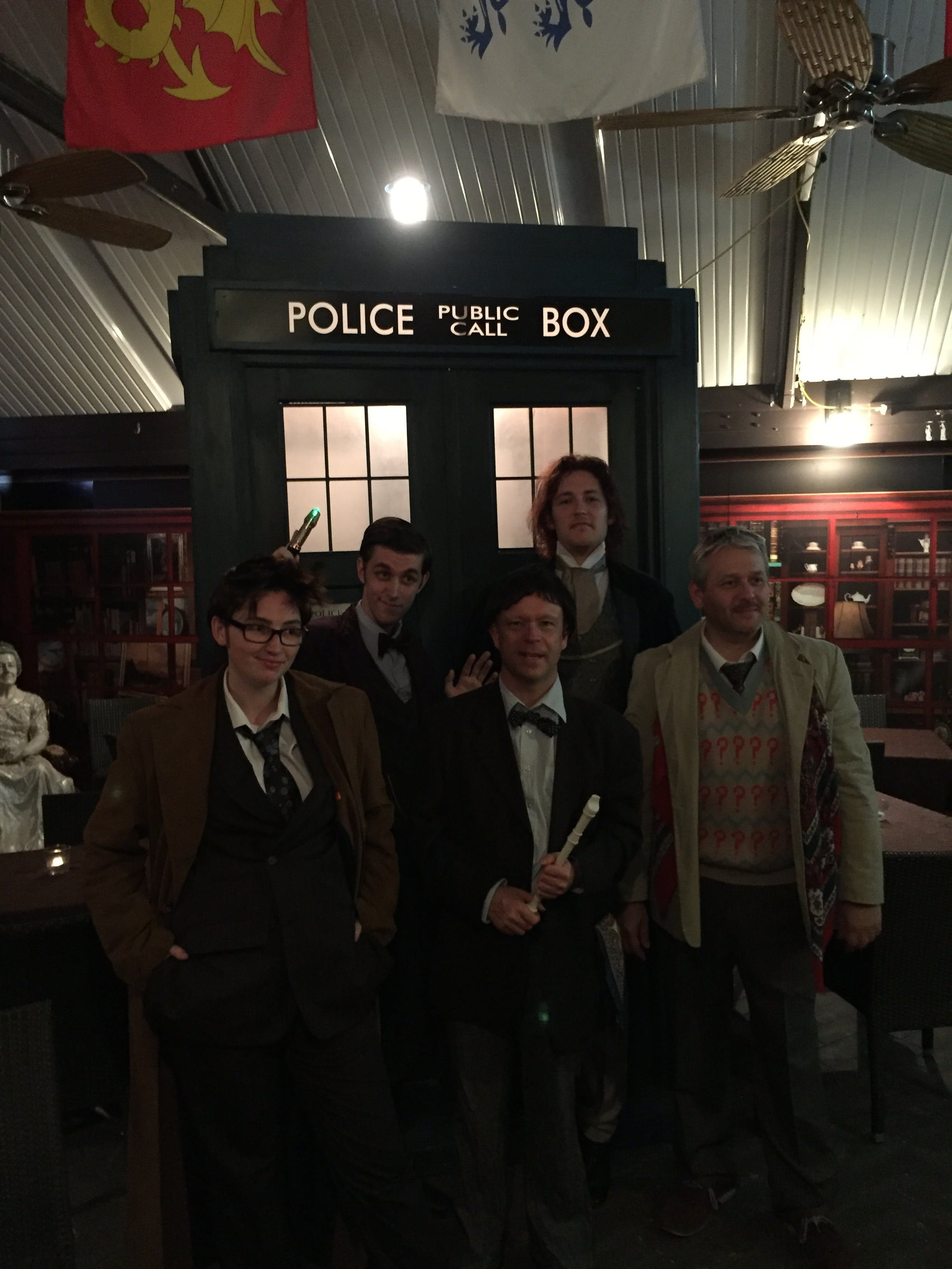 Dr Who Quiz Night - Accommodation Newcastle