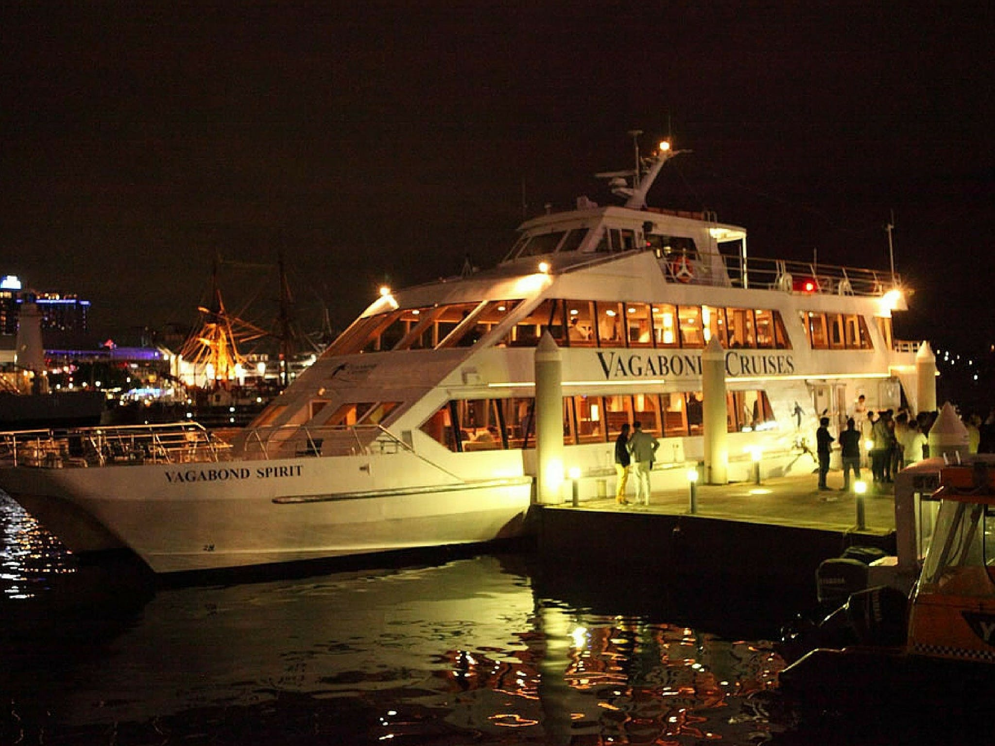 Halloween Party Cruise - Accommodation Newcastle