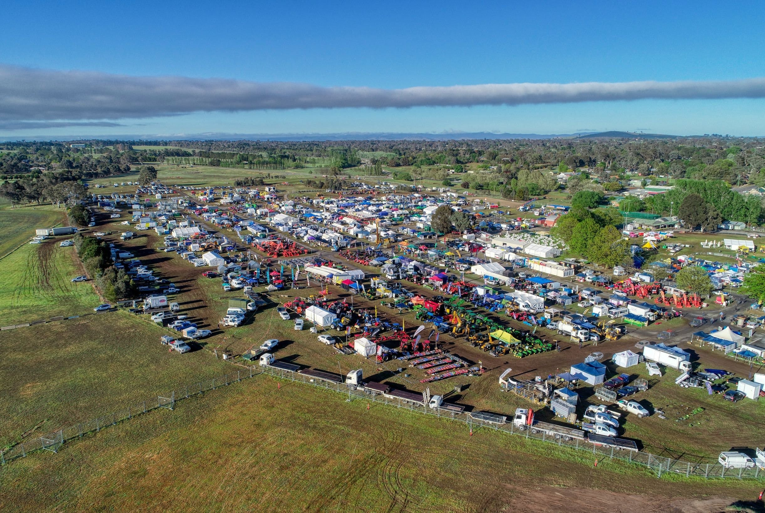 Murrumbateman Field Days - Accommodation Newcastle
