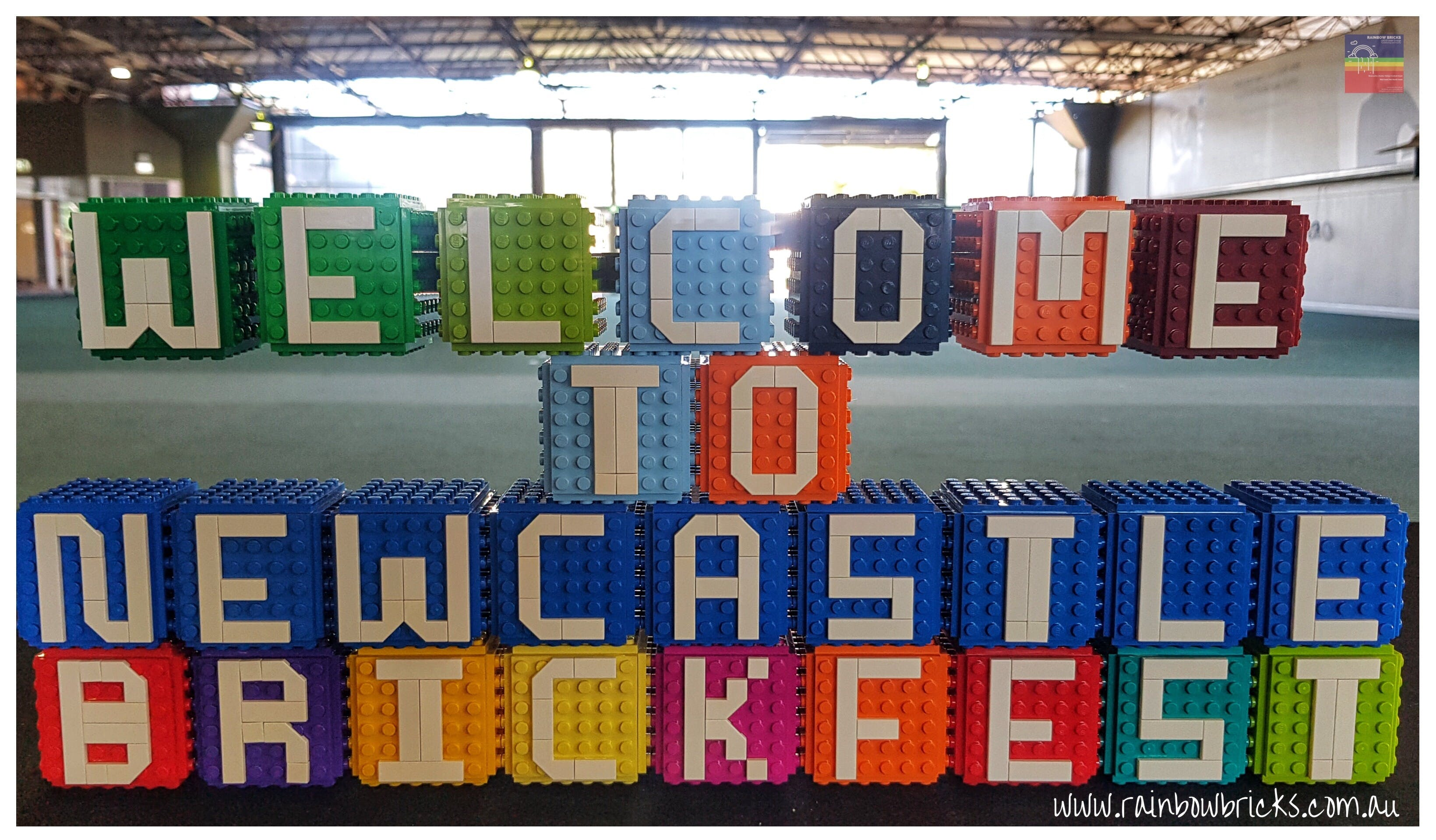 Newcastle Brickfest at Home A Virtual Lego Fan Event - Accommodation Newcastle