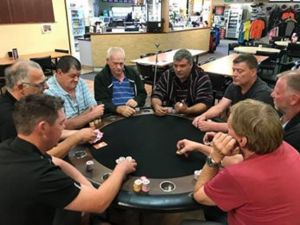 Numurkah Golf and Bowls Club - Poker Wednesday - Accommodation Newcastle