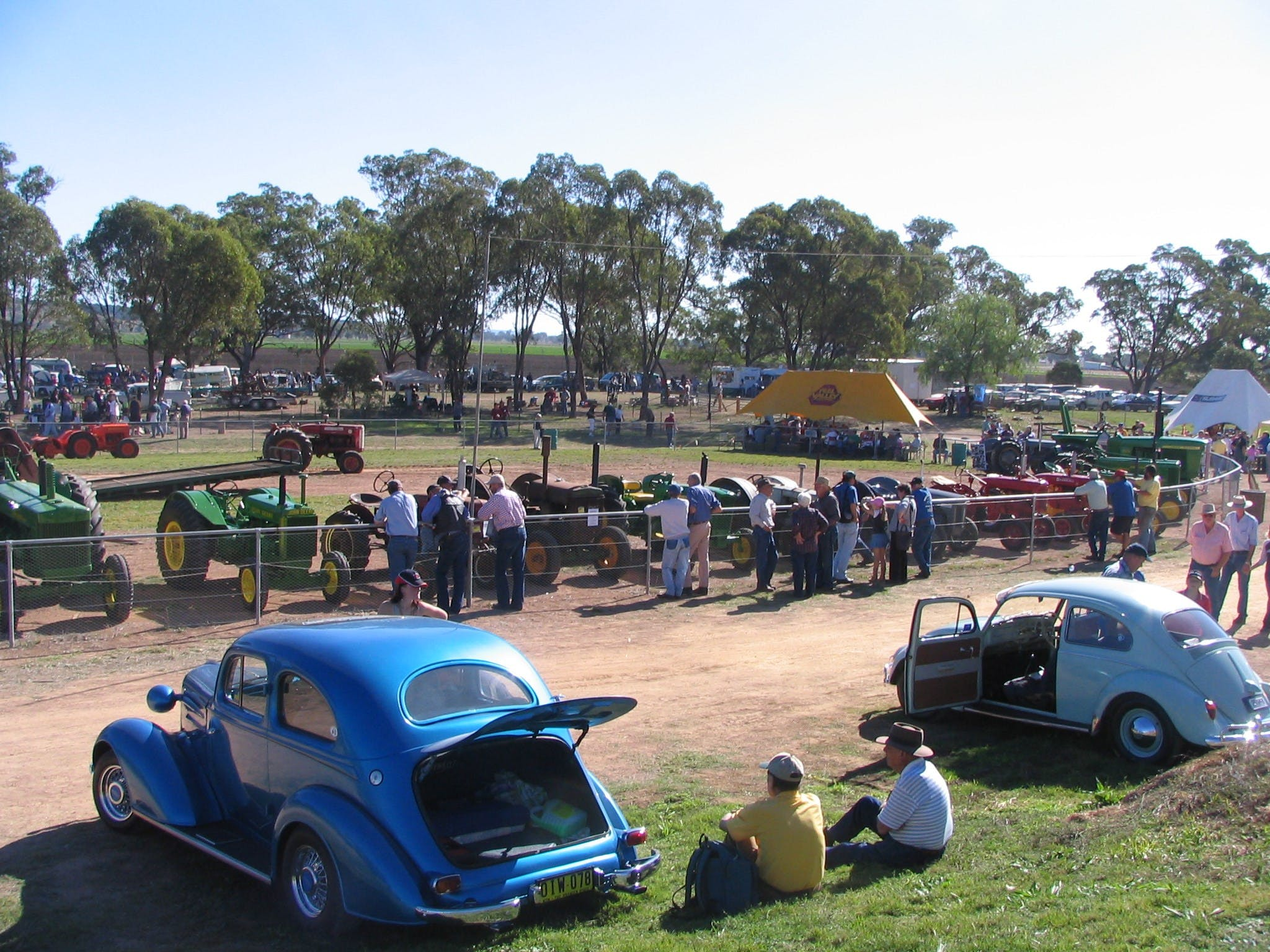 Quirindi Rural Heritage Village - Vintage Machinery and Miniature Railway Rally and Swap Meet - Accommodation Newcastle