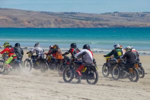Sellicks Beach Historic Motorcycle Races - Accommodation Newcastle