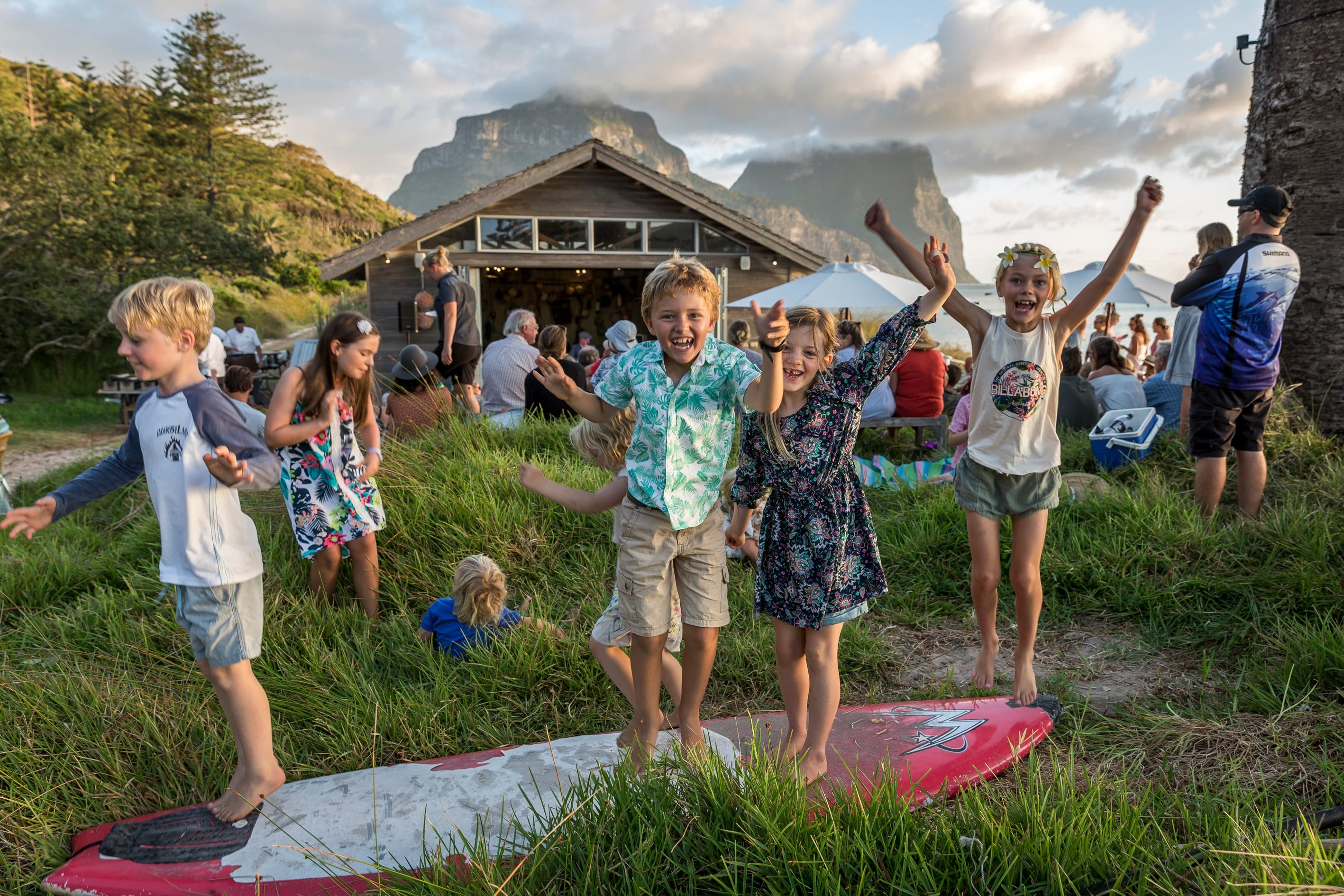 Spring Festival of Lord Howe Island - Accommodation Newcastle