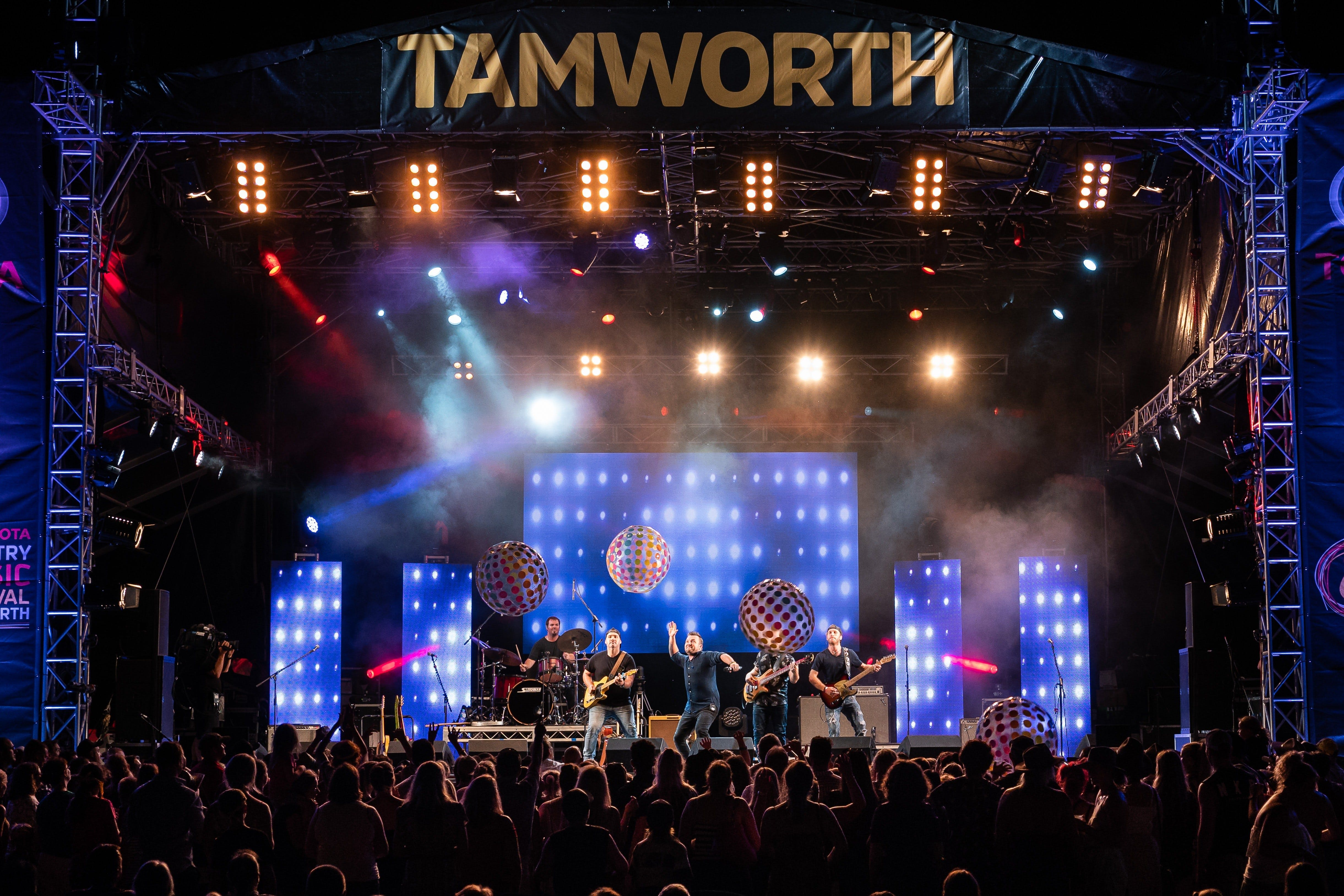 Toyota Country Music Festival Tamworth - Accommodation Newcastle