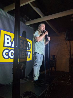 Based Comedy at The Palm Beach Hotel - Accommodation Newcastle