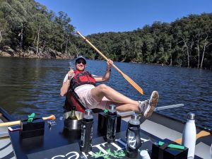 Canoes Champagne and Canaps - Accommodation Newcastle