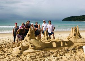 Learn to Build the Sandcastle of your Dreams - Accommodation Newcastle