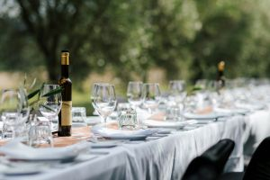 Whispering Brook Olive Long Table Luncheon - Accommodation Newcastle