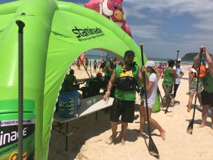 12 Towers Ocean Paddle Race 2021 - Accommodation Newcastle