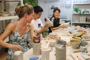 Hand Building Pottery Classes - Accommodation Newcastle
