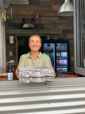 Takeaway at Coldstream Brewery - Accommodation Newcastle