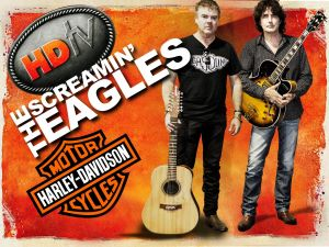 The Screamin' Eagles perform live and free at the Mulwala Water Ski Club - Accommodation Newcastle