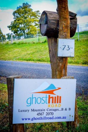 Ghost Hill Road - Accommodation Newcastle