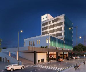 The Gerald Apartment Hotel - Accommodation Newcastle