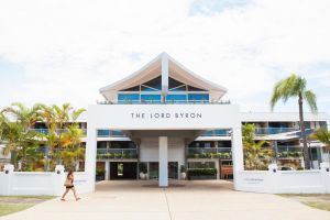The Lord Byron - Accommodation Newcastle