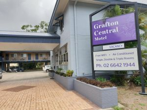 Grafton Central Motel - Accommodation Newcastle