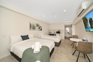 Carlton Suites - Accommodation Newcastle