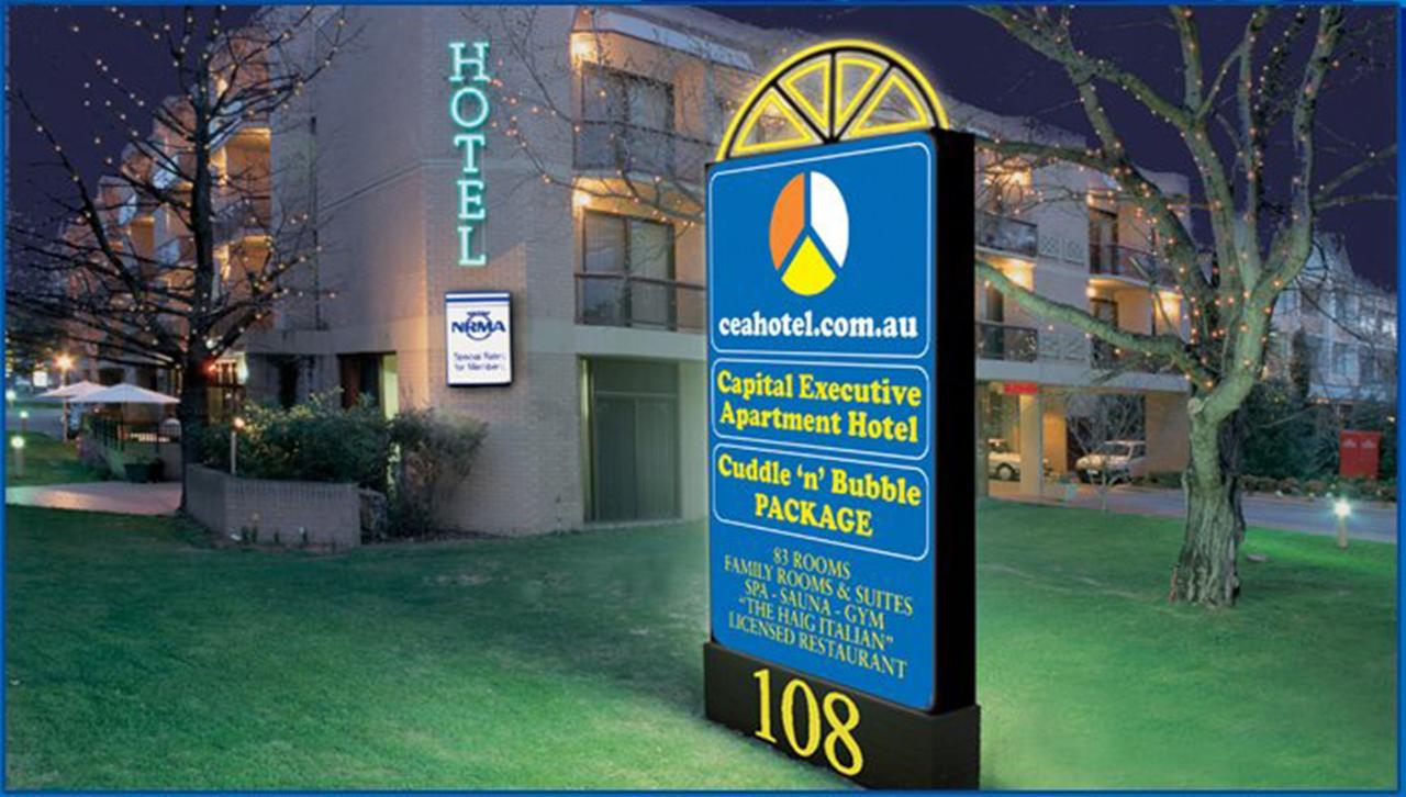 Capital Executive Apartment Hotel - Accommodation Newcastle
