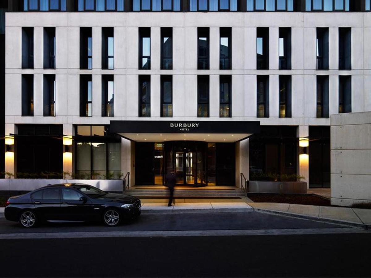 Burbury Hotel - Accommodation Newcastle