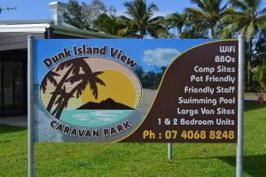 Dunk Island View Caravan Park - Accommodation Newcastle