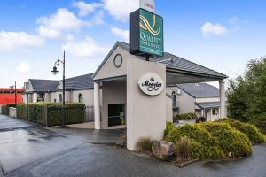 Quality Inn  Suites The Menzies - Accommodation Newcastle