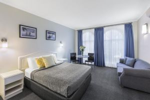 Best Western Cathedral Motor Inn - Accommodation Newcastle